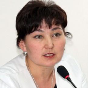 Маржан Аспандиярова