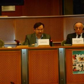 Выступление Айнура Курманова на заседании Комитета Европарламента по правам человека