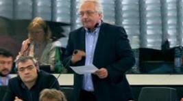 Письмо-протест европарламентской фракции КПГ относительно запрета Компартии Украины адресованное Ф.Могерини