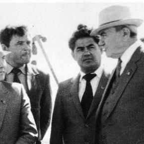 Назарбаев устранил Кунаева по указке Горбачева и принял участие в разрушении СССР