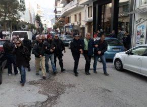 Антинародное правительство СИРИЗА-АНЭЛ привлекает ОМОН для защиты своей политики