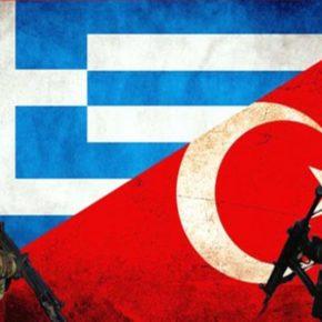 Греция и Турция в одном шаге от войны